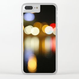 All of the Lights Clear iPhone Case