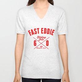 FAST EDDIE 2.0 Unisex V-Neck