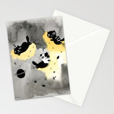 My planet Stationery Cards