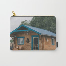 Moose Cabin Carry-All Pouch