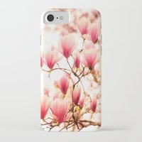cherry blossoms iPhone & iPod Cases featuring Cherry Blossoms by Vivienne Gucwa