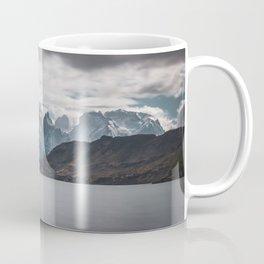 Somewhere over the mountain range Coffee Mug