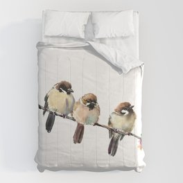 Three Birds Comforters