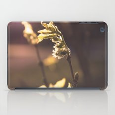 The First Sign of Spring iPad Case