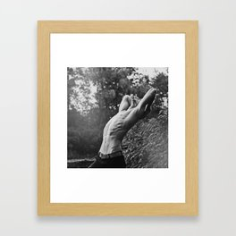 The Rainmaking Ritual Framed Art Print