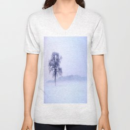 Winterzeit Unisex V-Neck