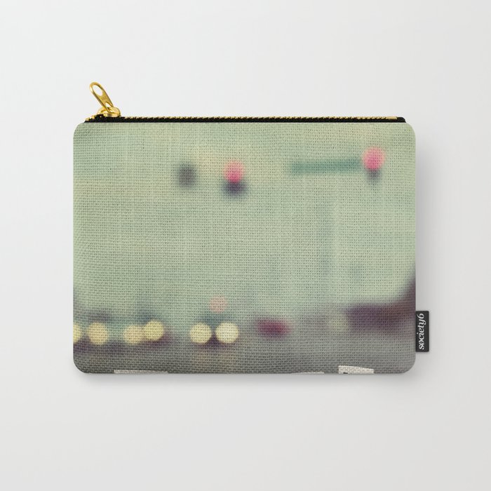 I'm nostalgic for places I've never been Carry-All Pouch
