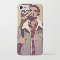 90s iPhone & iPod Cases featuring 80/90s - K. Dr by Mike Wrobel
