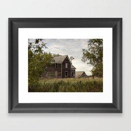 Prairie Perfection Framed Art Print