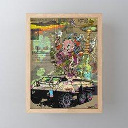 Warpath Framed Mini Art Print