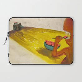 Part of This Complete Breakfast Laptop Sleeve