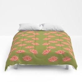 Lotus Lily Comforters