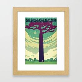 Madagascar Framed Art Print