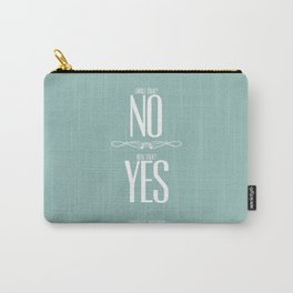 Small talk? Carry-All Pouch