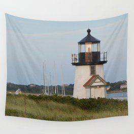 Nantucket Lighthouse Wall Tapestry
