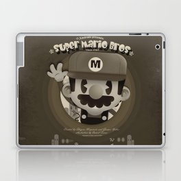 Mario Bros Fan Art Laptop & iPad Skin