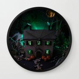 Samhain Night, Ireland Wall Clock