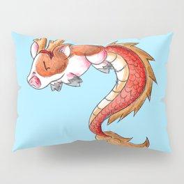 New Year's Flier Pillow Sham