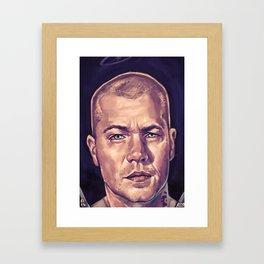 Elysium Framed Art Print