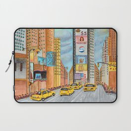 One Times Square Laptop Sleeve