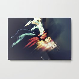 Light Structures//4 Metal Print