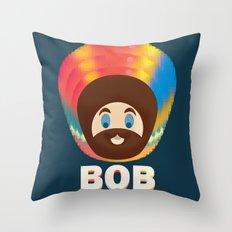 Bob is Magic Throw Pillow
