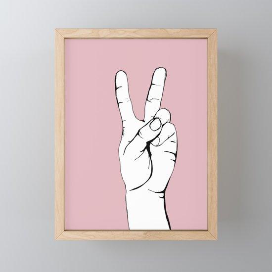 Peace III by kristineillustration