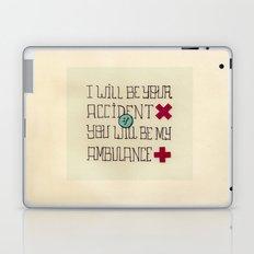 ambulance Laptop & iPad Skin