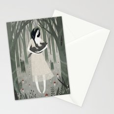 Mama Wolf  Stationery Cards
