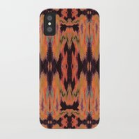 kilim iPhone & iPod Cases featuring Azra Kilim by Nina May Designs