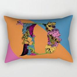 D Is For Danielle.. Rectangular Pillow
