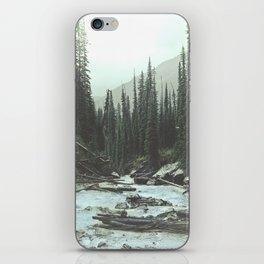 Yoho National Park iPhone Skin