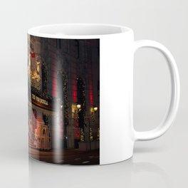 The Peninsula New York At Christmas Coffee Mug