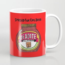 Deadite: The Evil Spread Coffee Mug