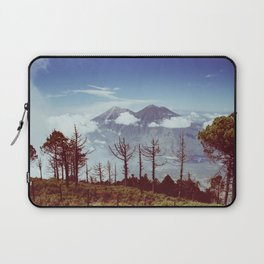 Volcanos Side by Side Laptop Sleeve