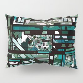 and ladders Pillow Sham