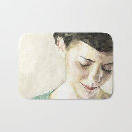 Amelie Poulain  Bath Mat