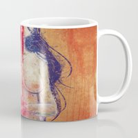 vampire diaries Mugs featuring vampire by isthatwhatyoumint