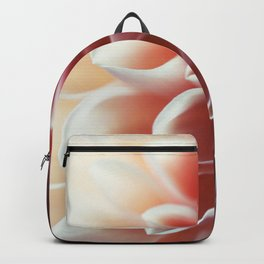Pink Dahlia #1 Backpack