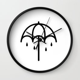 BMTH Umbrella Wall Clock