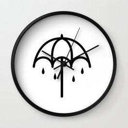 BMTH Umbrella Wall Clock