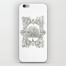 Military Peacock iPhone & iPod Skin