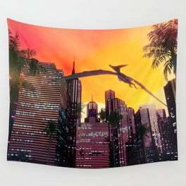 Reptilia Wall Tapestry