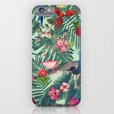 tropical fun nature  Slim Case iPhone 6s