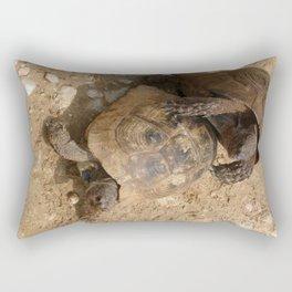 Slow Love - Tortoises Rectangular Pillow