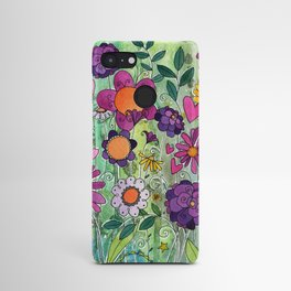 Purple Plum Parfait Android Case