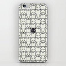 The Black Cat iPhone & iPod Skin