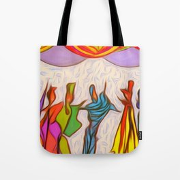 Party-Party! Tote Bag