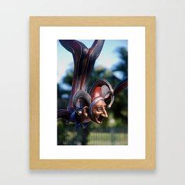 In Jest Framed Art Print
