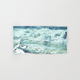 Wave Hand & Bath Towel